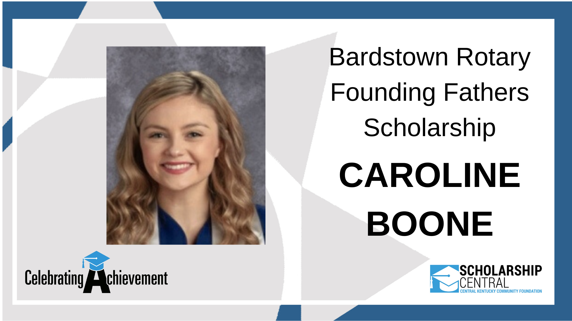 Bardstown Founding Fathers2 Scholarship