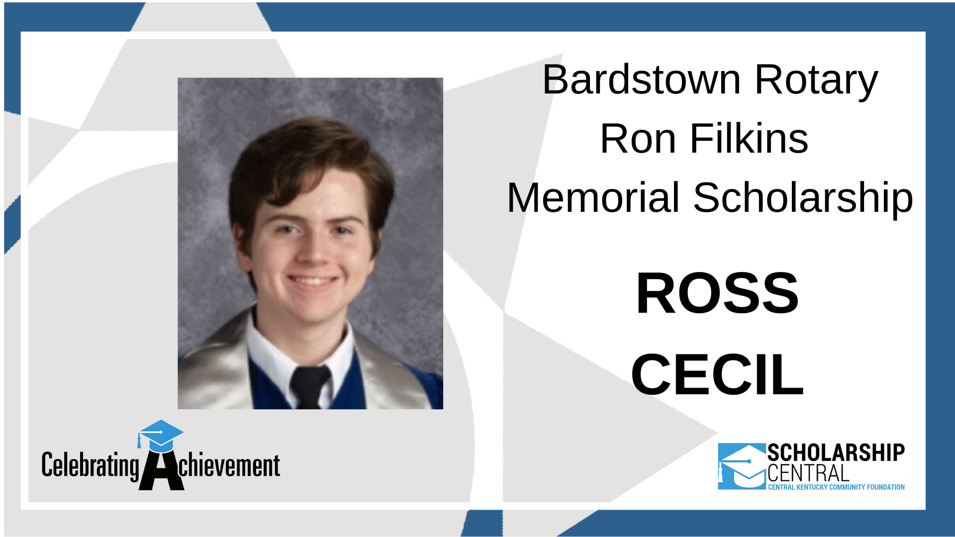 Bardstown Ron Filkins Scholarship