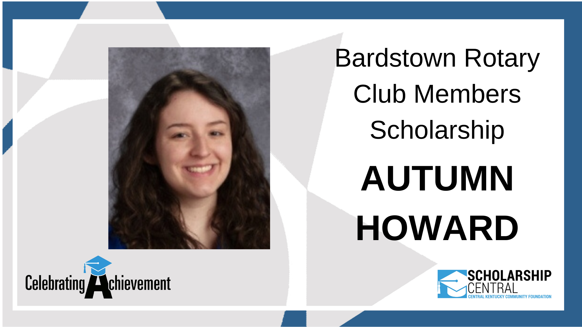 Bardstown Rotary Club Members Scholarship