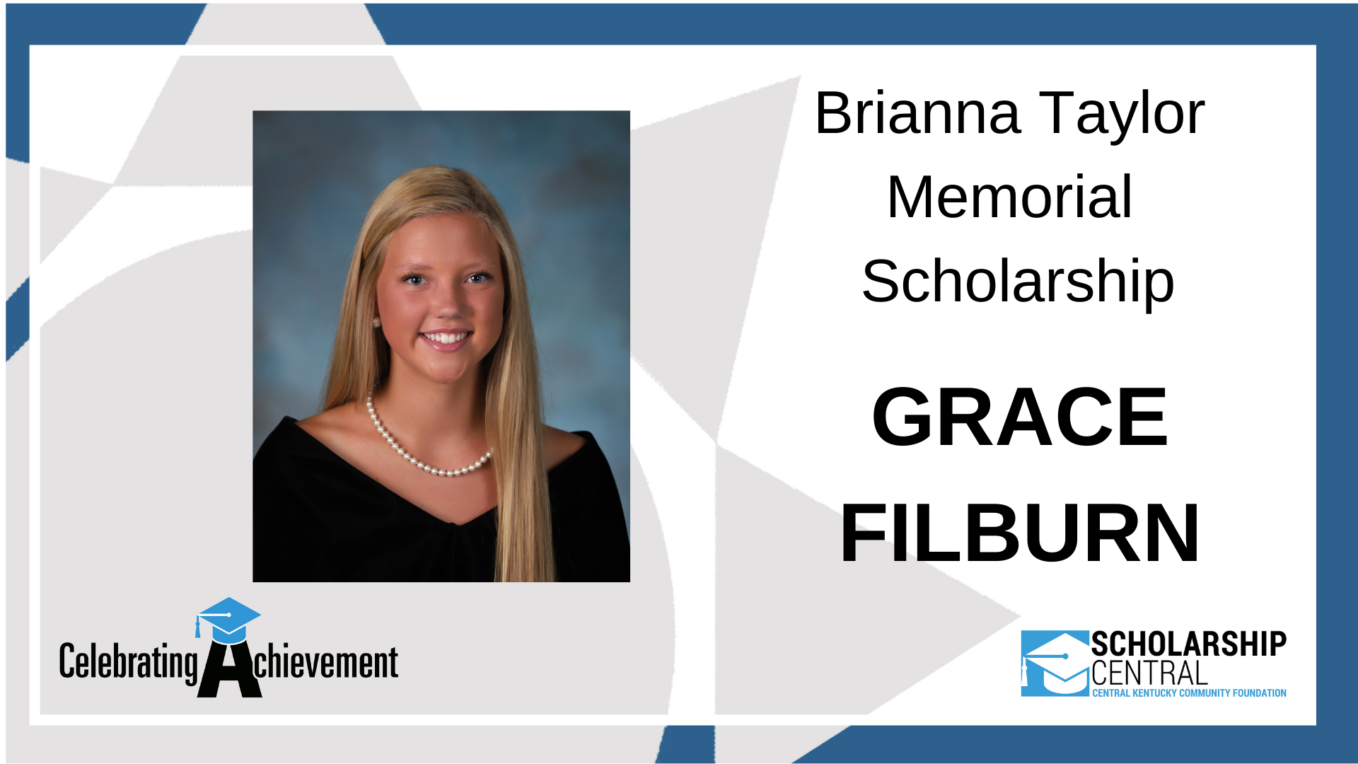 Brianna Taylor Memorial Scholarship