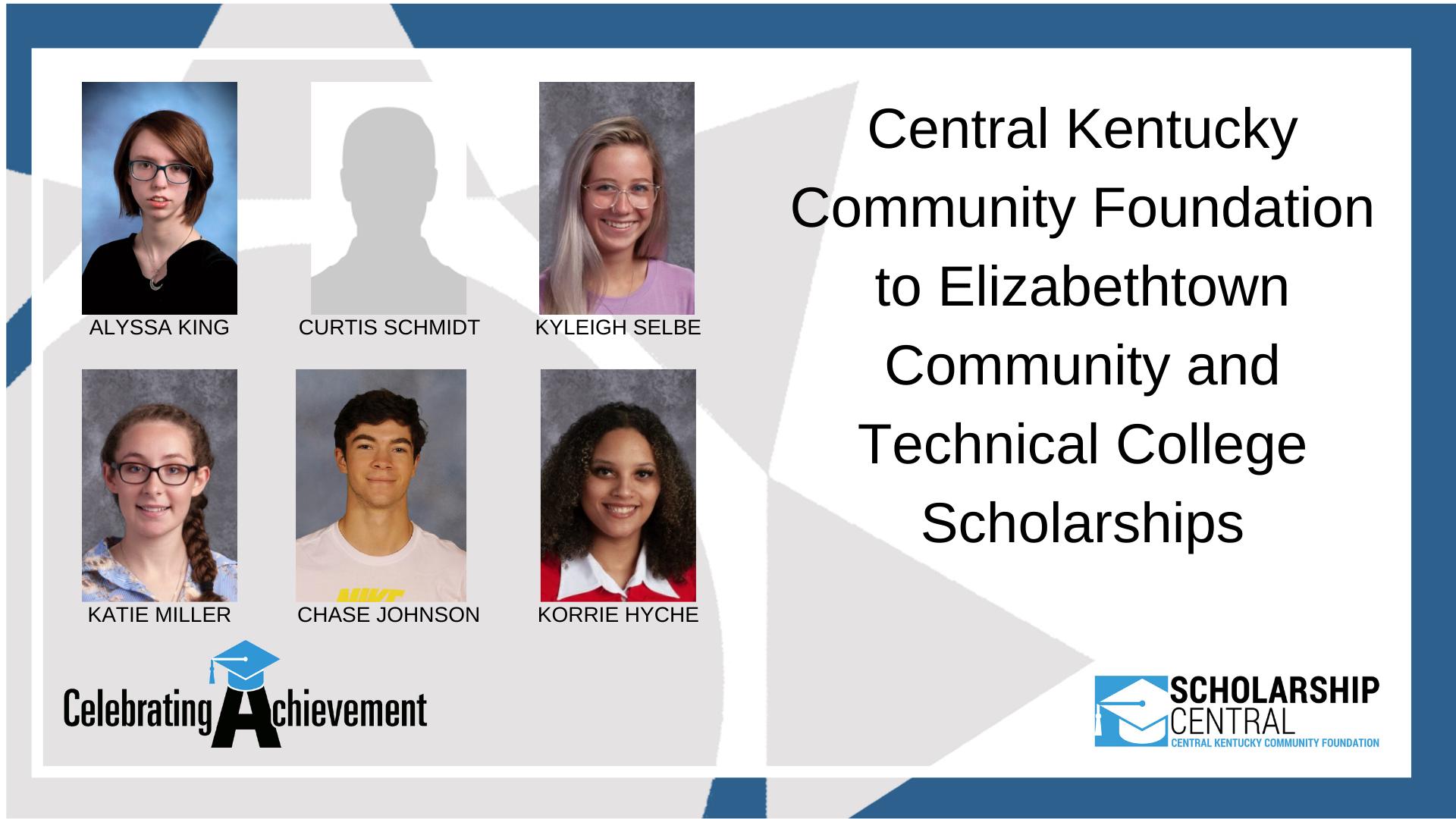 CKCF to ECTC Scholarship Winners 3
