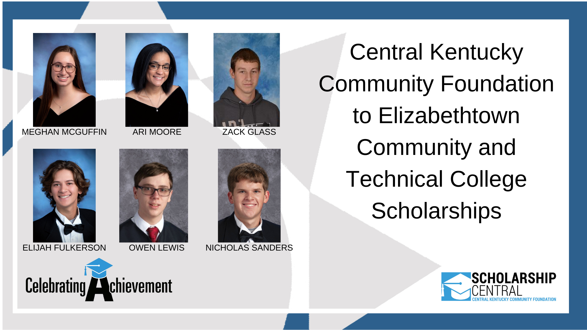 CKCF to ECTC Scholarship Winners 8