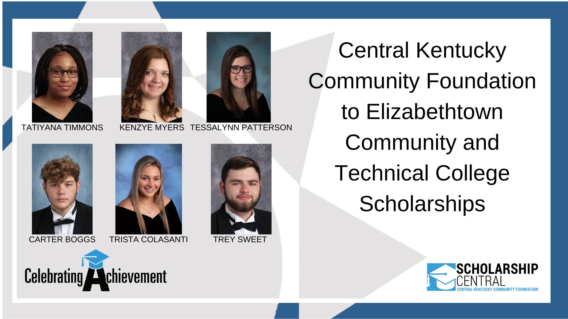CKCF to ECTC Scholarship Winners 9
