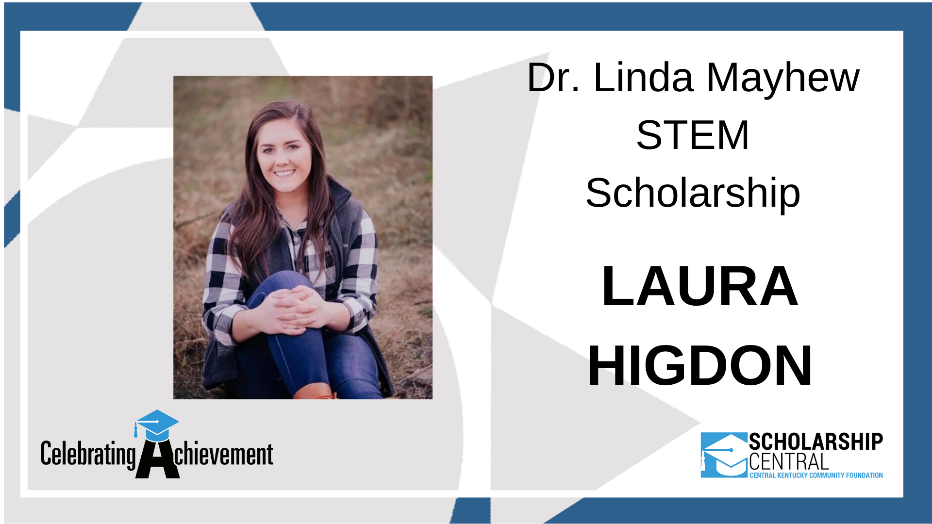 Dr Linda Mayhew STEM Scholarship