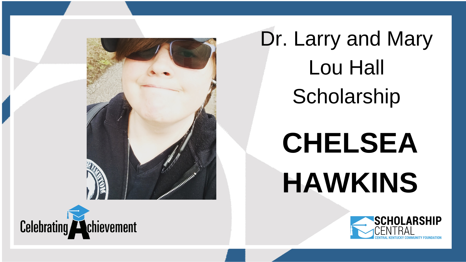Dr. Larry and Mary Lou Hall Scholarship