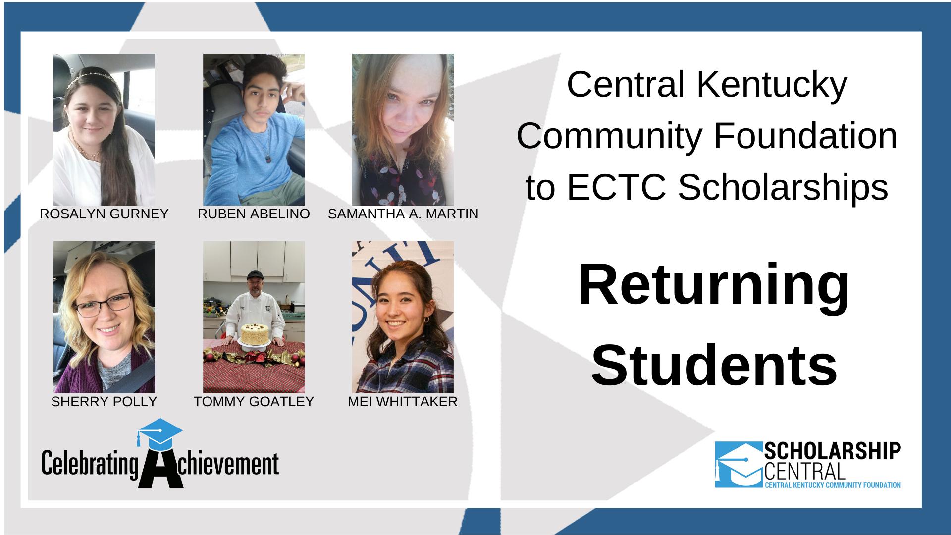 ECTC Returning Scholarship5 REVISED