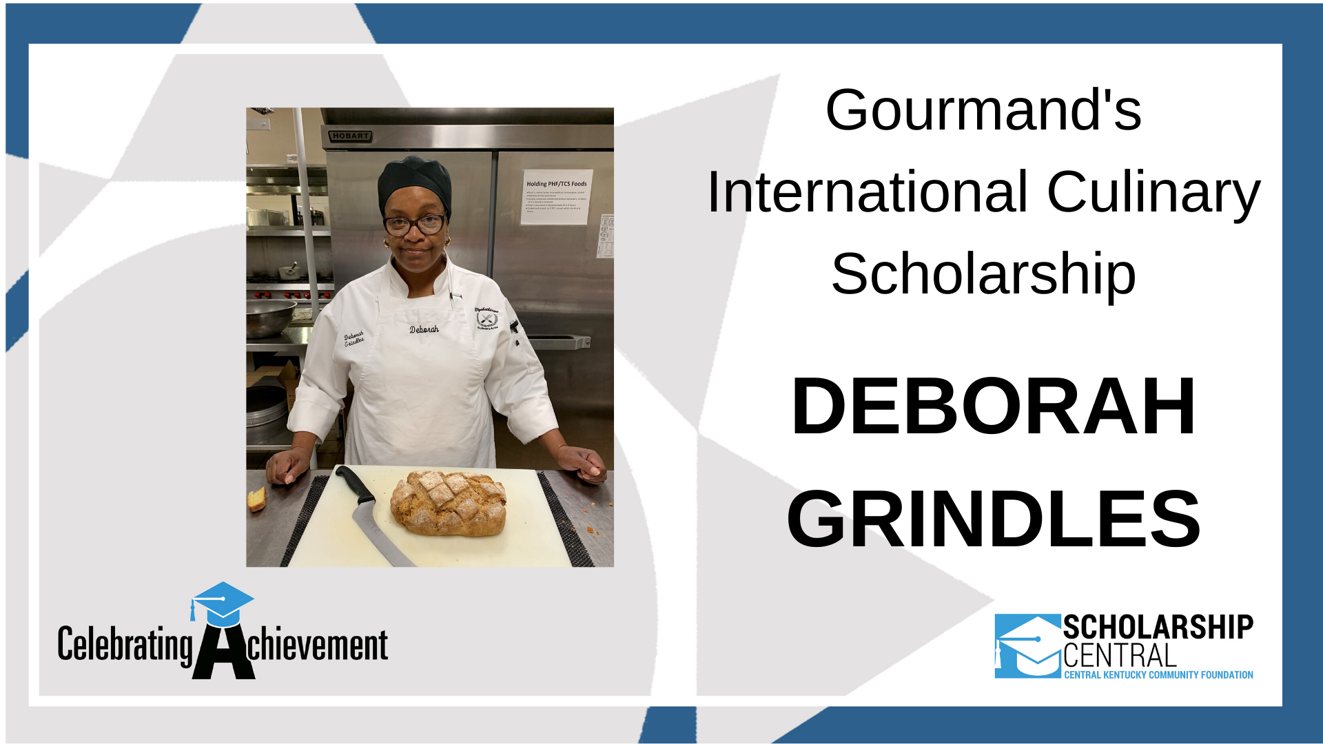 Gourmands Scholarship