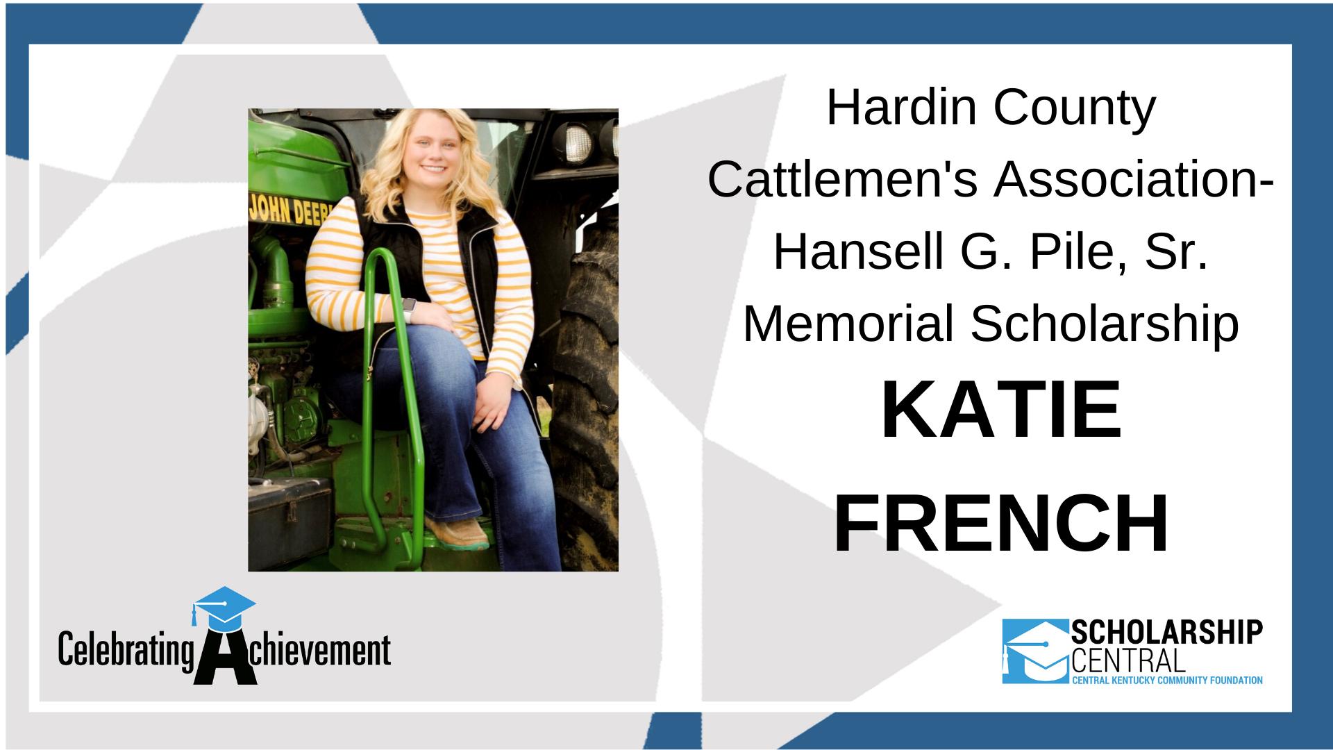 HC Cattleman Hansell G Pile Scholarship