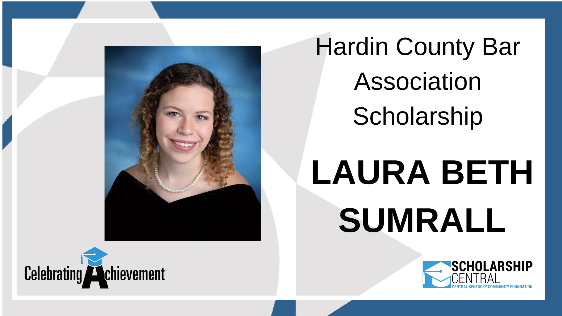 Hardin County Bar Association Scholarship