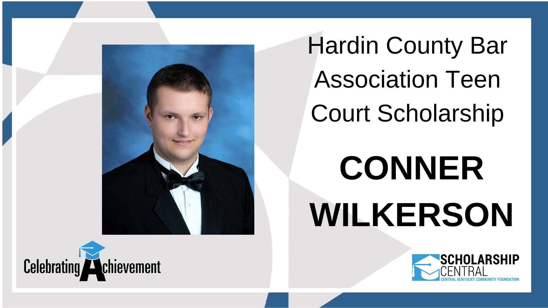 Hardin County Bar Teen Court Scholarship