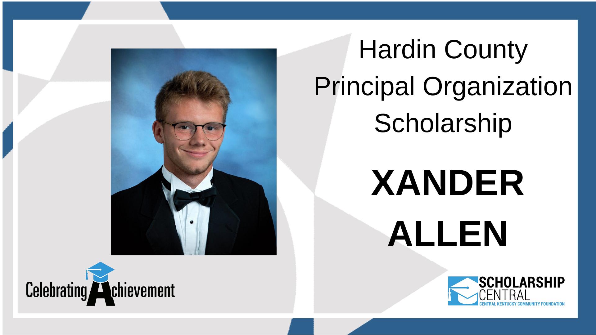 Hardin County Principal Scholarship