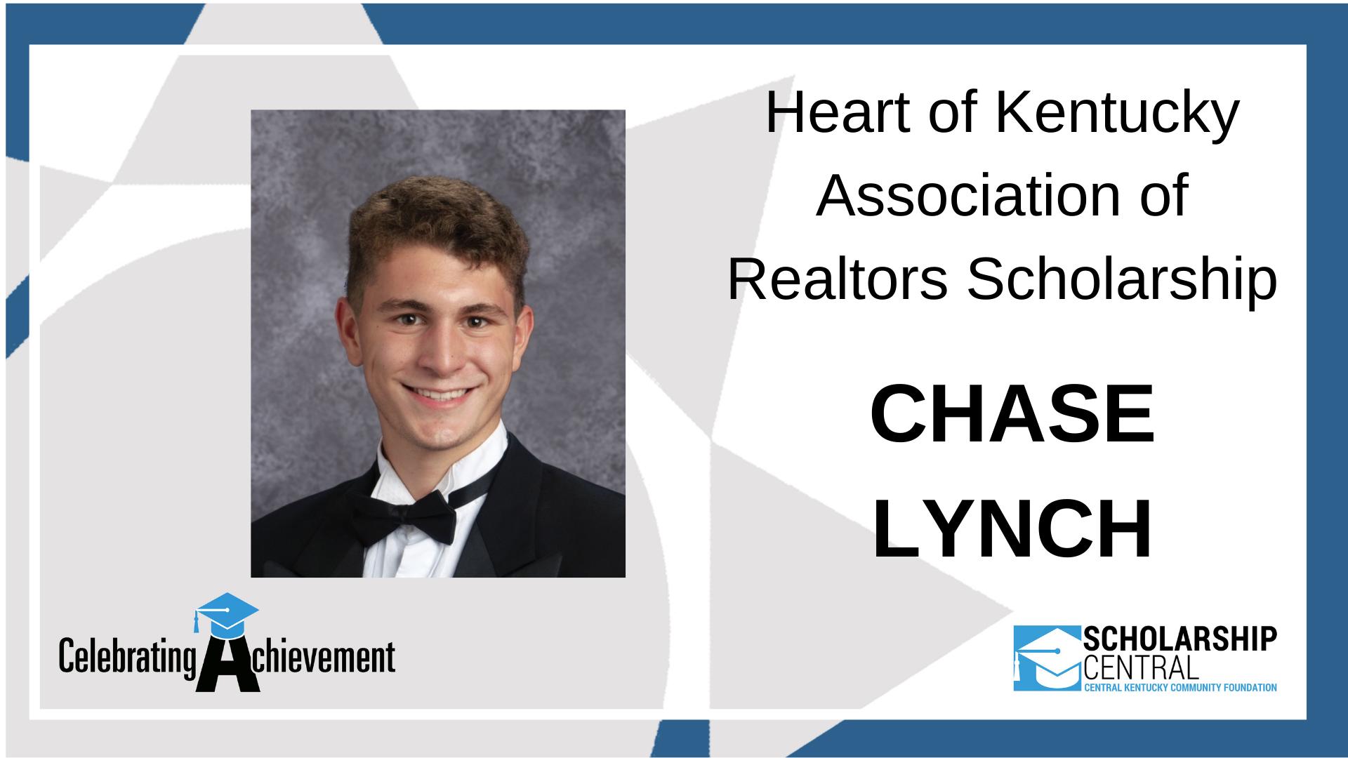 Heart of Kentucky Association of Realtors Scholarship Winner