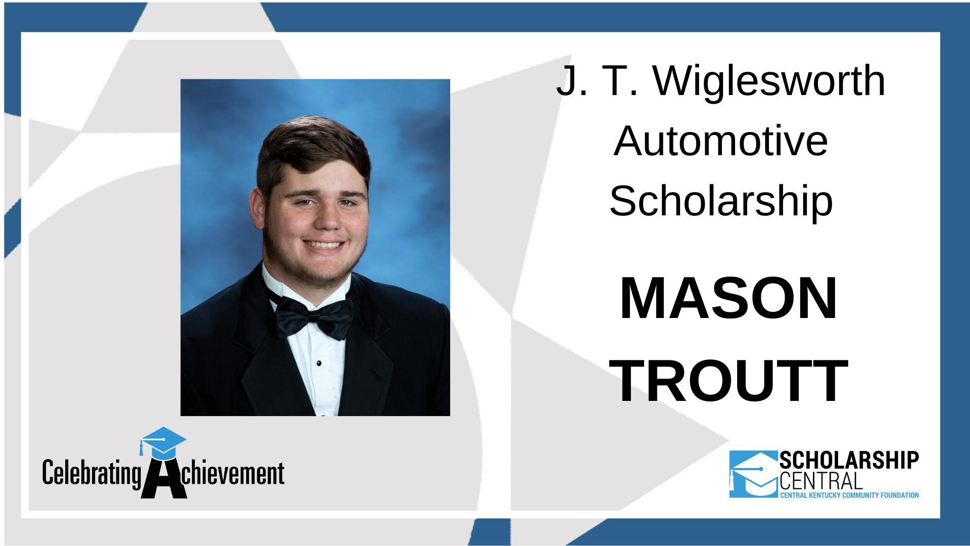 JT Wiglesworth Automotive Scholarship (1)