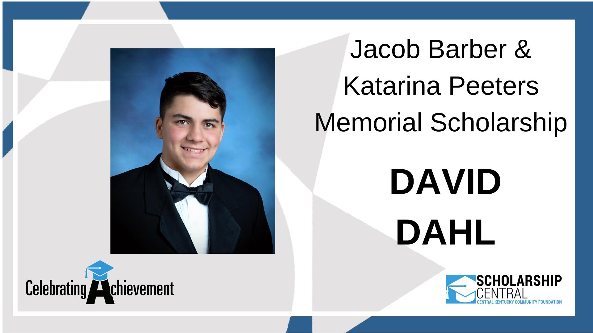Jacob Barber Scholarship