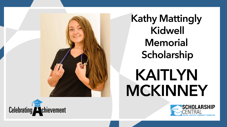 Kathy Mattingly Kidwell Scholarship 2