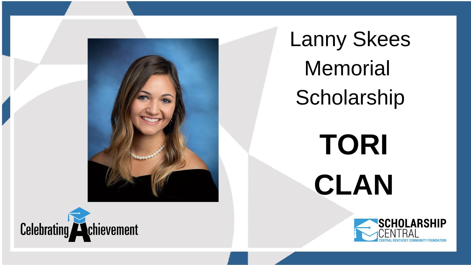 Lanny Skees Scholarship
