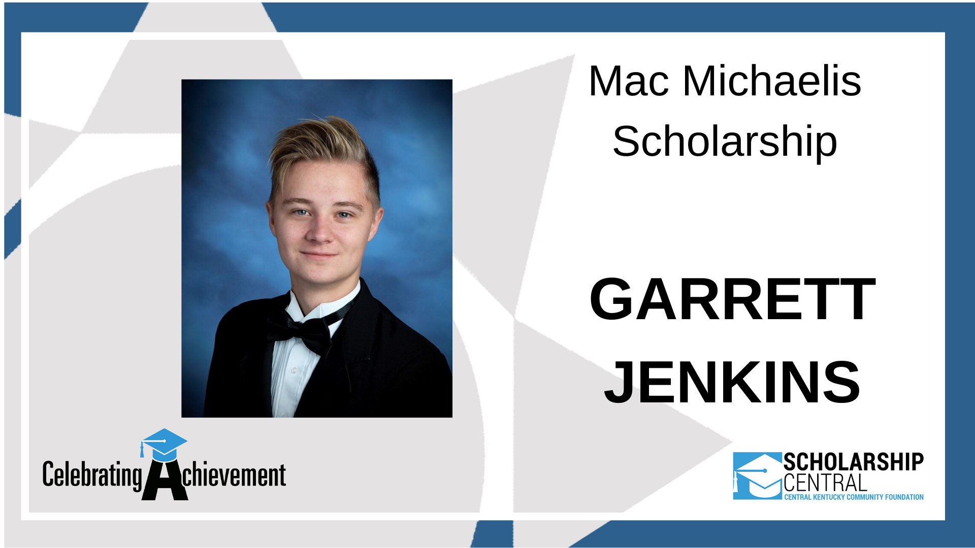 Mac Michaelis Scholarship