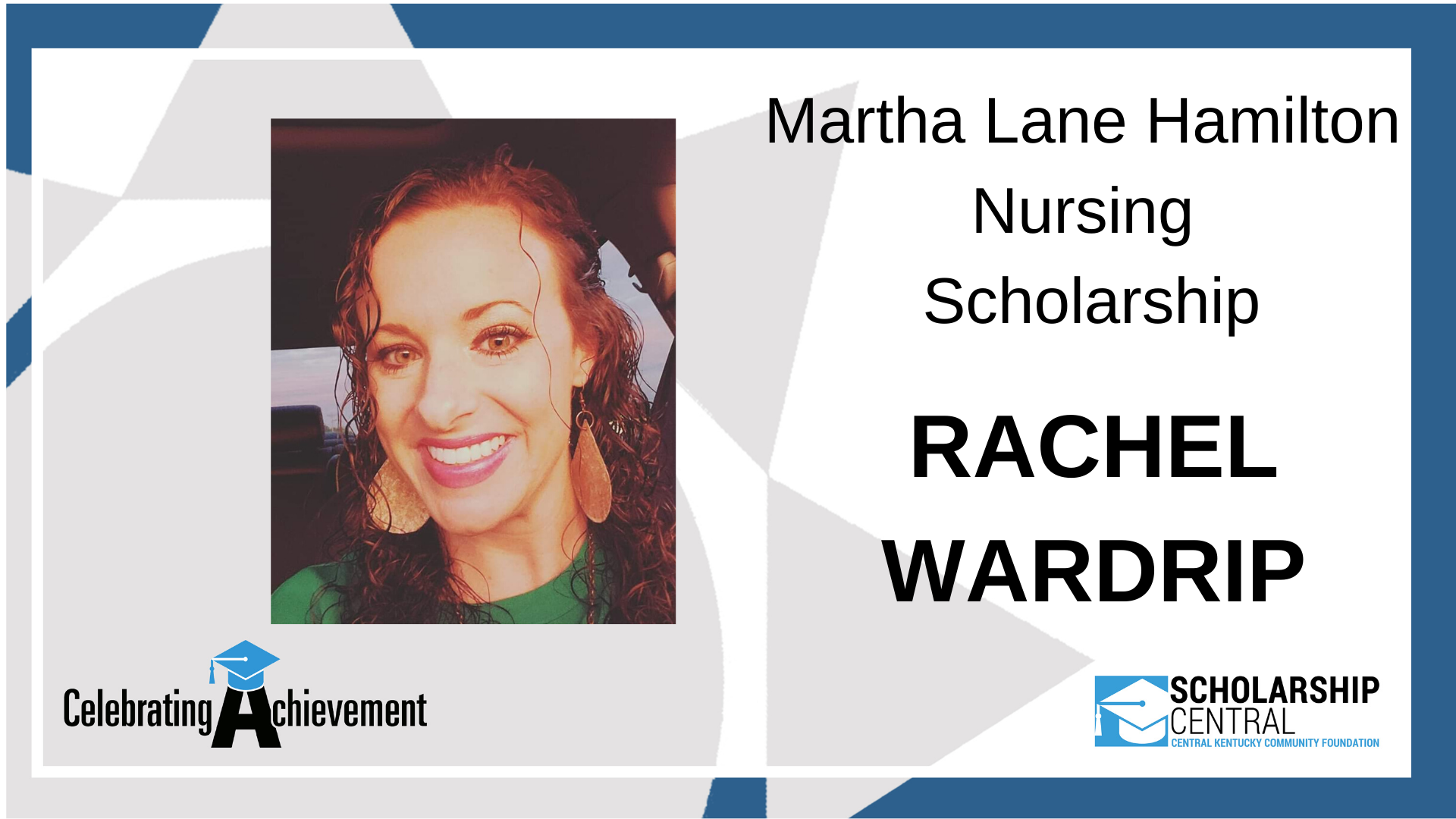 Martha Lane Hamilton Scholarship