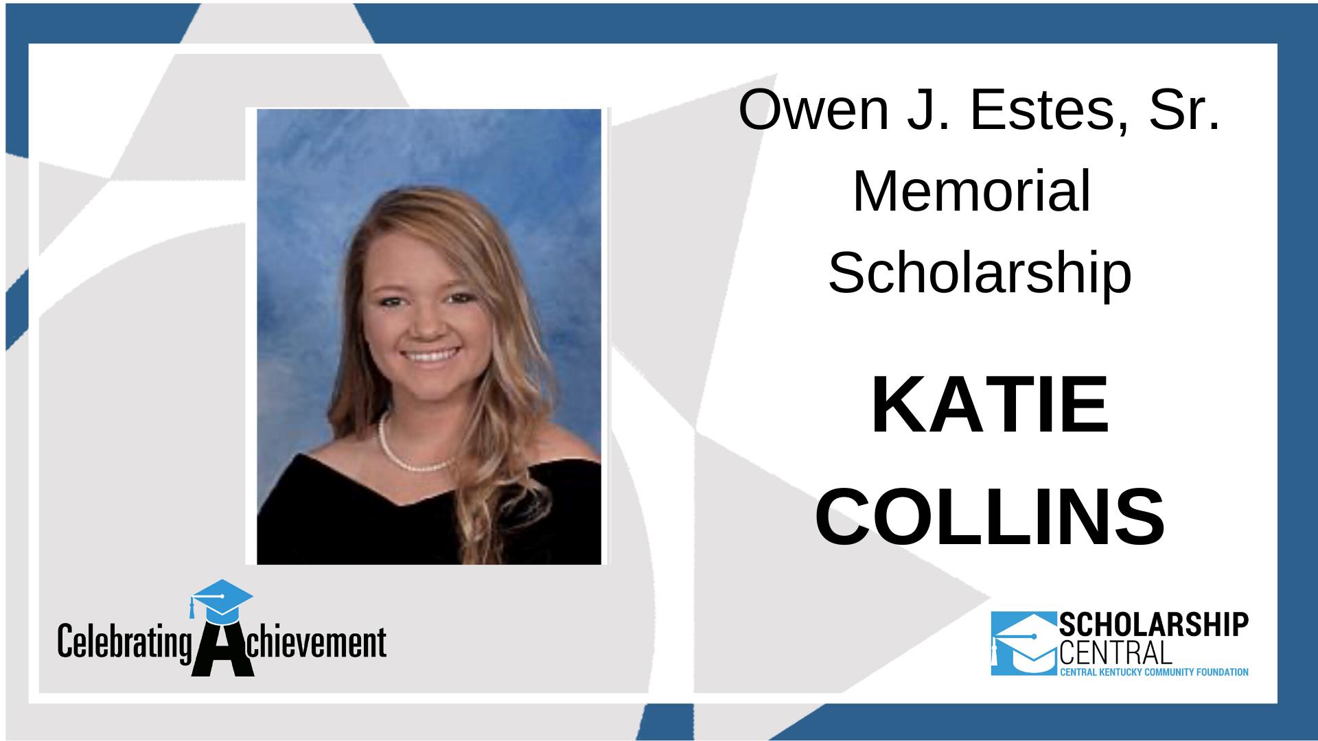 Owen J Estes Sr Scholarship