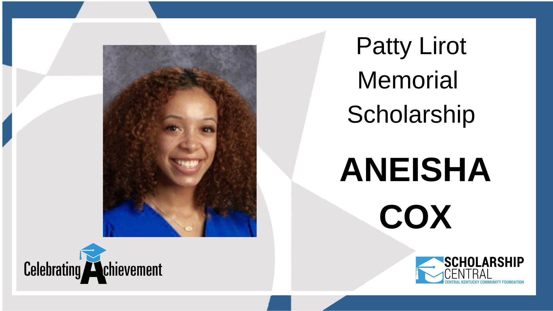 Patty Lirot Scholarship