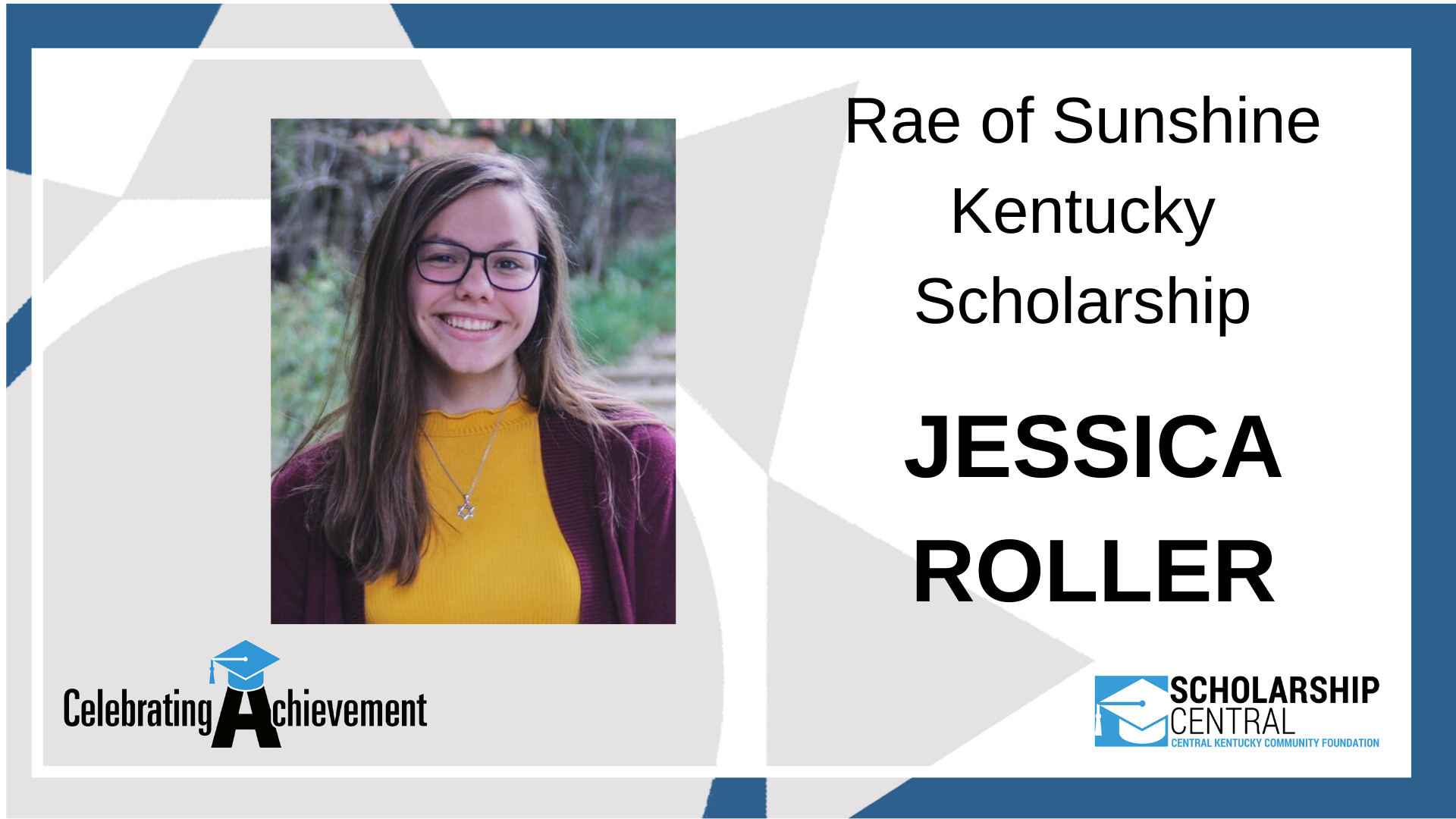 Rae of Sunshine Scholarship2