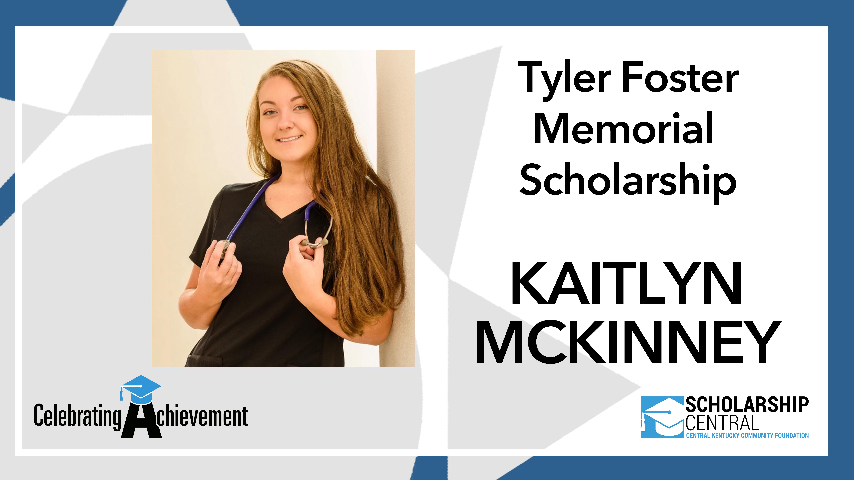Tyler Foster Memorial Scholarship 2
