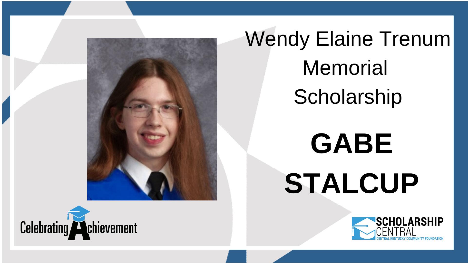 Wendy Elaine Trenum Scholarship